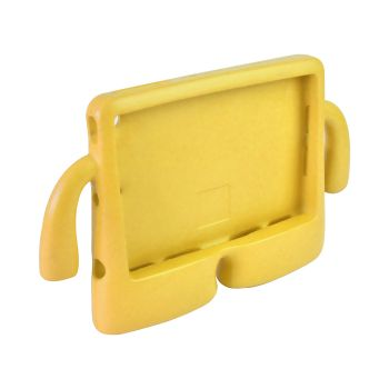 Shockproof Tough Rubber Safe Tablet Case in Yellow Colour