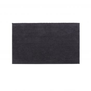Sherwood Chenille Bath Floor Mat 1400GSM CHARCOAL