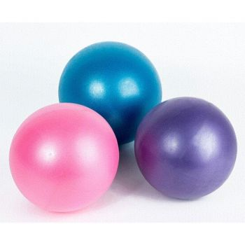Mad Ally 25cm Mini Exercise Ball Pink
