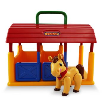 FIRST FRIENDS STABLE AND PONY