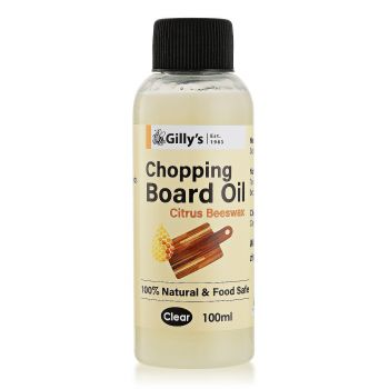 Chopping Board Oil Citrus & Beeswax 100ml
