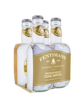 Fentimans Premium Indian Tonic Water, 6 x 4 200ml Pack