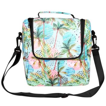 MOONPALM GOOD VIBES LUNCH BOX DELUXE INSULATED 26 X 30CM 7L