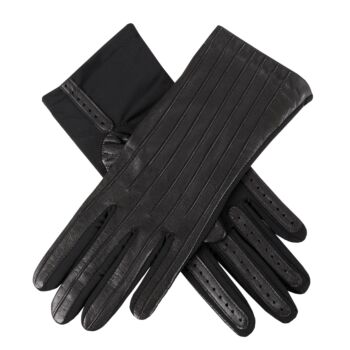 Women's Silk Lined Equestrian/Driving Gloves