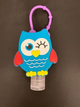 Hand Sanitiser Purple Owl