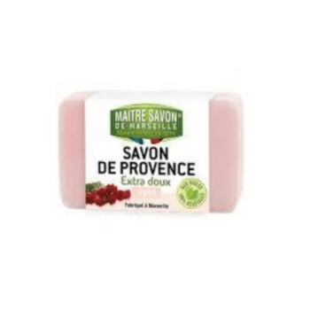 Savon De Provence Rose Bar Soap 100g
