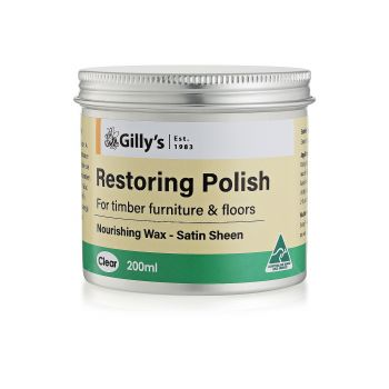 Restoring Polish Clear 200ml