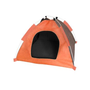 Floofi Foldable Pet Dog Cat Camping Tent Portable Travel Waterproof Bed Beach Tents