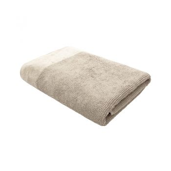 Costa Cotton Bath Towel 68x140cm Stone