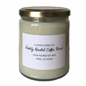 Freshly Roasted Coffee Beans Candle