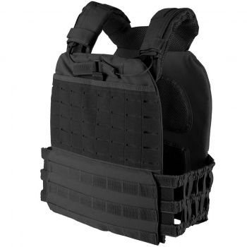 GND Weighted Tactical Vest - 3kg / Black