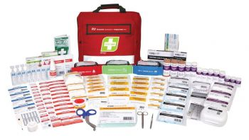 R3 Trauma Emergency Response Pro First Aid Kit Soft Pack