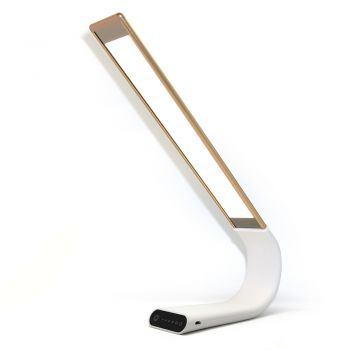Portable Rechargeable LED Lamp - Gold
