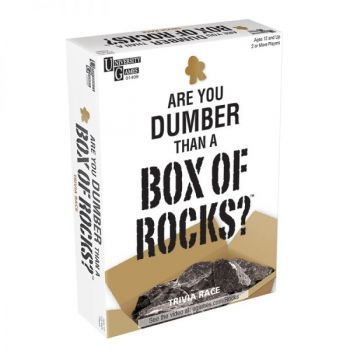 Are You Dumber Than a Box of Rocks?™