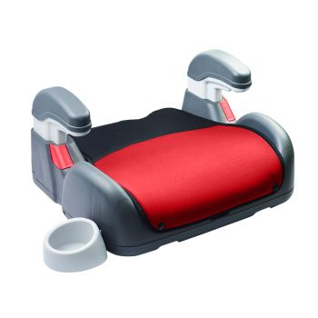 Toddler Car Seat Booster Cushion Pad in Sturdy Red Colour