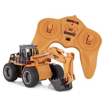 REMOTE CONTROLLED EXCAVATOR 6 CHANNEL