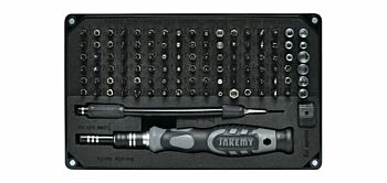 Professional 106 Piece Screwdriver Set