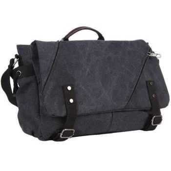 Revival Messenger (Black/Blue)