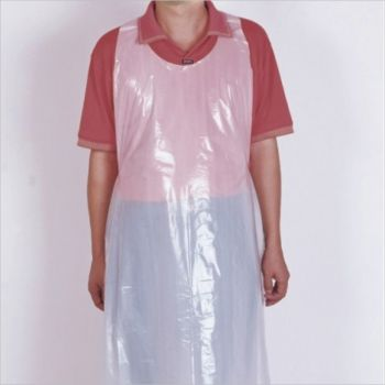 Disposable LDPE Apron White (1,000 pcs)