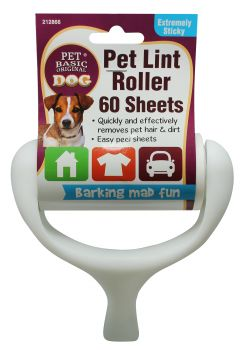Dog Pet Lint Roller Super Sticky 60 Sheets