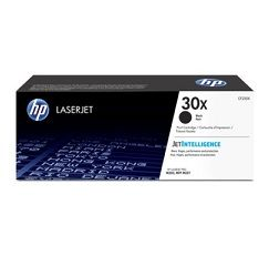 HP 30X Original Black LaserJet Toner Cartridge - Estimated Page Yield 3500 pages - CF230X
