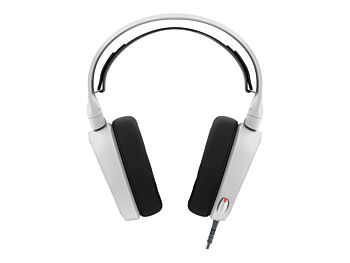 SteelSeries Arctis 5 Wired Over Ear Gaming Headset 61507 White