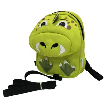 BibiKids Small Harness Back Pack with lead - DINO