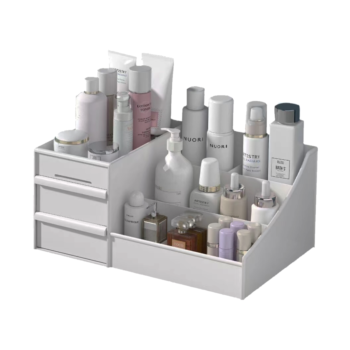 Makeup Storage Organiser Cosmetic Box Stationery Accessories Holder