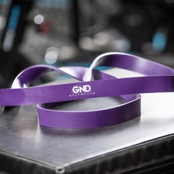 GND Resistance Band // Purple