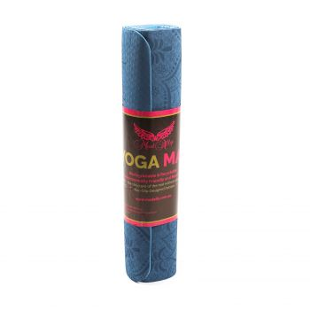 Mad Ally Yoga Mat Blue