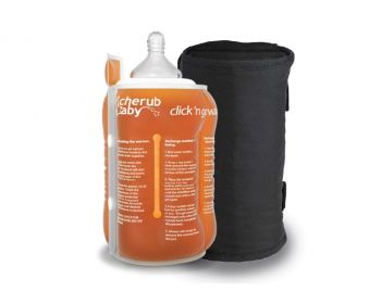 Click n Go Travel Bottle & Pouch Warmer