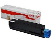 Oki B401 / MB451 High Yield Black Toner Cartridge - Estimated Page Yield: 2,500 pages