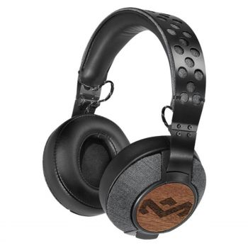 Marley Liberate XL Overear Headphones Premium Sound Wired