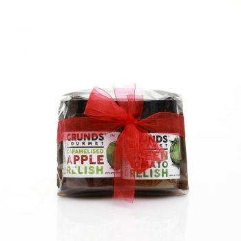 Grunds Gourmet Relish Gift Pack No. 3
