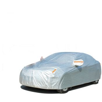 Waterproof Adjustable Large Car Rain Sun Dust UV Proof Protection Covers 3XL Size
