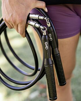 GND Fitness Weighted Skipping Rope // XXL 1KG