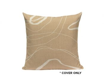 Indoor Cushion COVER - Sandstones - 45x45