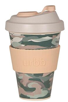 Porter Green Manama Urbb Reusable Bamboo Coffee Cup