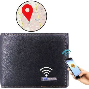 Bluetooth Trackable Wallet