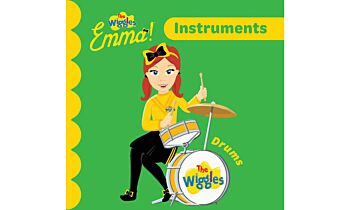 The Wiggles Emma! Instruments