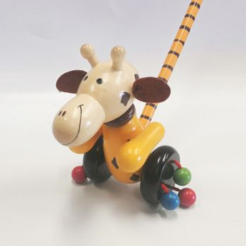 Push Toy--Giraffe