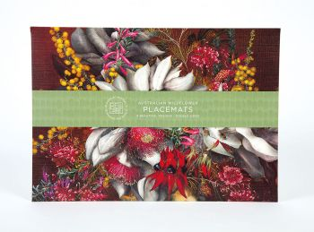 Wildflower Dining Placemats