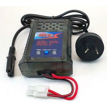 GT Power N802 NiMH NiCd Quick Battery AC Charger RC Hobby 2Amp