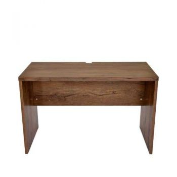 Zara Small Study Office Desk - Antique Oak