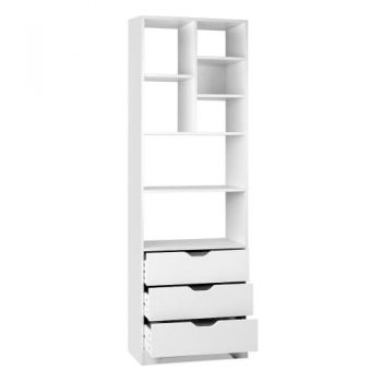 Display Drawer Shelf - White