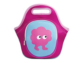 Tiny Tincs Lunch Bag - Pink/Blue