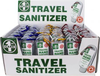 Hand Sanitizer Travel 50ml With Clip