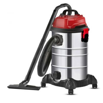 Spector 1400W 30L 3in1 Wet Dry Vacuum Cleaner Blower Industrial Bagless Drywall