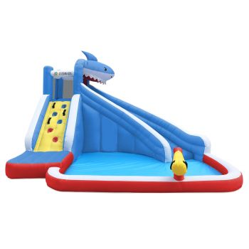Lifespan Kids Sharky Slide & Splash Inflatable