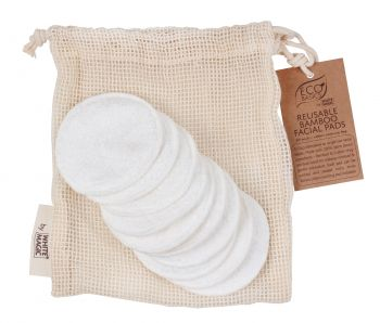 Eco Basics Reusable Bamboo Facial Pads